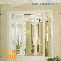 ca nha upvc, cua nhua upvc, Ca s m trt