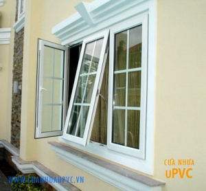 ca nha upvc, cua nhua upvc