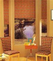 """Những bức rèm cũng là một thứ trang trí đắt giá cho những cái """"view"""" này"""